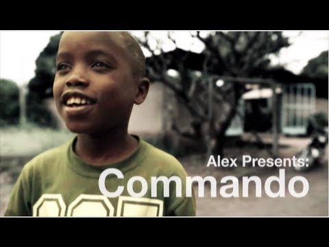 Alex presents:  Commando - mamahope.org