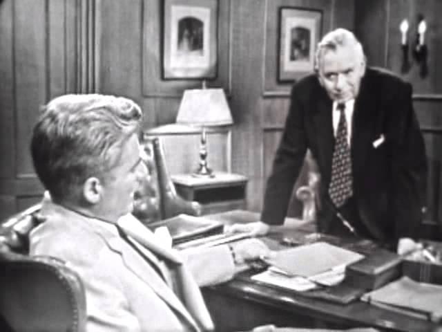 William Hopper - Screen Test as 'Perry Mason' (1956)