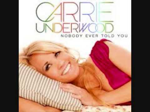 Carrie Underwood Blown Away Full Album