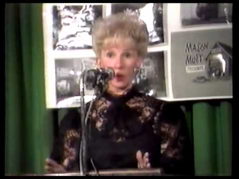Margo Cobb Remembers Eddie Driscoll At His Retirement Party 1988