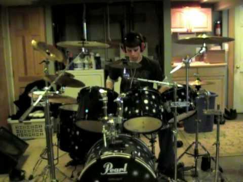 Lamb Of God- Dead Seeds drums