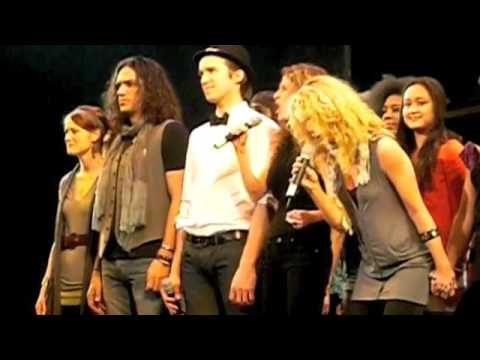 Defying Inequality - Cast of HAIR- Let The Sunshine In