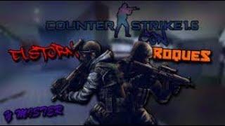Unas partidas de counter strike :)