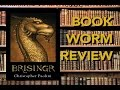 Brisingr (Inheritance Cycle #3): BOOKWORM REVIEW