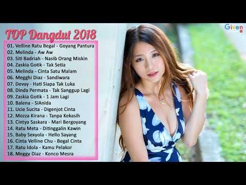 Lagu JOZZ!! 18 Lagu Dangdut Terbaru 2018 Enak Didengar