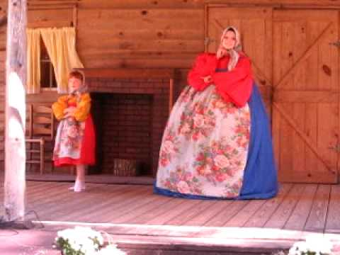 matreshka dance