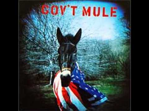 Gov't Mule - Bad Little Doggie