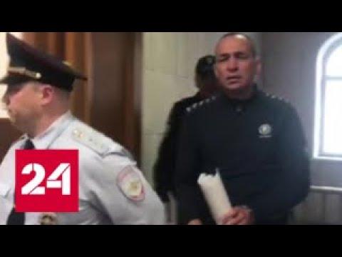 Глава Серпуховского района Подмосковья арестован на два месяца - Россия 24