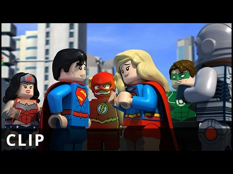 LEGO DC Justice League: Cosmic Clash – Introduction Clip – Official Warner Bros. UK