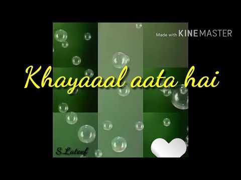 Kabhi Kabhi mere dil mein | Saregama | whatsapp status