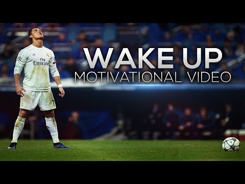 Cristiano Ronaldo - Wake Up ● Motivational & Inspirational Video | 2017 HD thumbnail