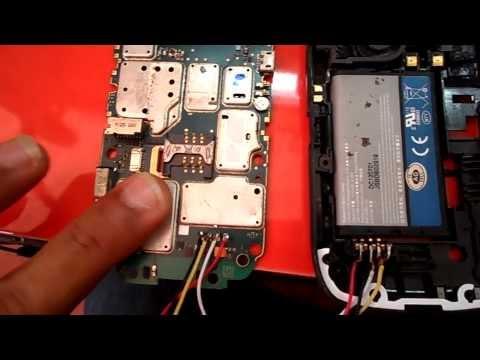 reparacion blackberry 9300 se descarga y se calienta parte 1 de 2 HD