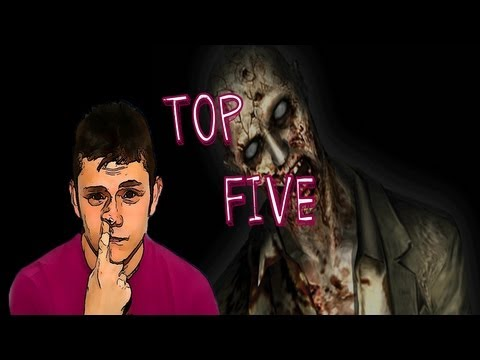 Top 5 - Best Survival horror