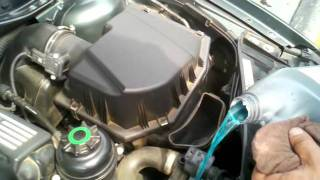 Coolant Check and Bleed With How To Activate The Electric Water Pump