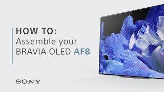 Assembly Guide FY18: BRAVIA OLED AF8