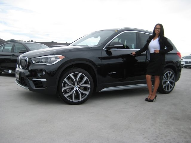 All New 2016 BMW X1 XDRIVE 28i / Quick BMW Review - YouTube