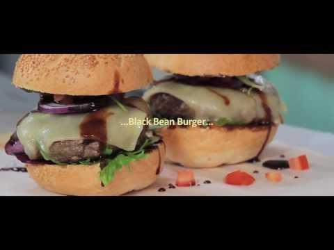 Black Bean Burger (MeiAsia)