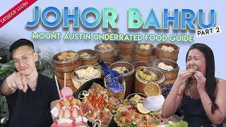 JB MOUNT AUSTIN'S HIDDEN FOOD GEMS | Eatbook Vlogs | EP 102
