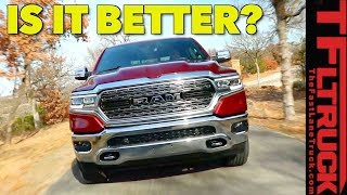 TFL Exclusive! 2019 Ram 1500: Top 10 Significant Changes Inside & Out