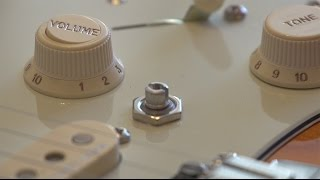 Ultimate Fender Elite Volume Knob the Incredible Fix for all Stratocasters -  tonymckenziecom