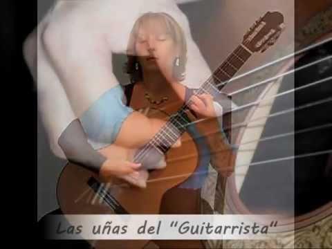 SECRETOS DEL SONIDO EN LA GUITARRA: UÑAS PARA EL GUITARRISTA BY MARINA PARILLI