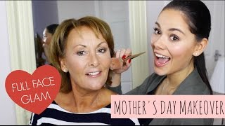 Download MAKEUP MAKEOVER ON MY MUM | Beauty's Big Sister 3Gp Mp4