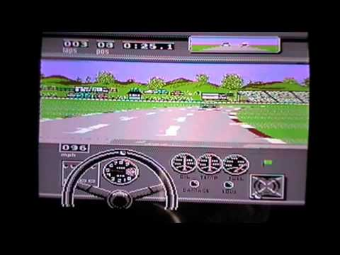 Strap yourself into the first stock car race simulation that actually puts you behind the wheel and in complete control. Co-designed by NASCAR star Bill Elli...