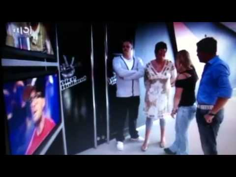 The Voice of Holland - Auditie Ben Saunders