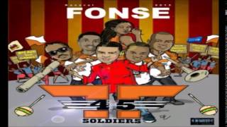 45 Soldiers Kanaval 2015 - Fonse
