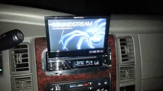 Picked up a Sound stream head unit(1)