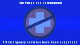 The Purge Siren For 5 Minutes