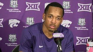 Kansas State Basketball | Postgame Press Conference | Iowa State 78, K-State 64