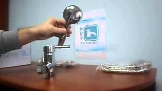 Смеситель для душа Q-tap Spring CRM-010