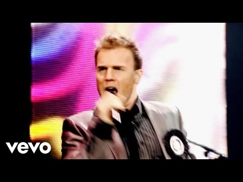 Take That - It Only Takes A Minute (Live)