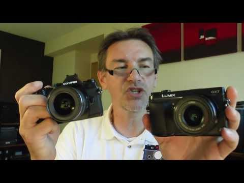 Olympus OM-D E-M1 vs. Panasonic Lumix DMC-GX7 - My Review (English Version)