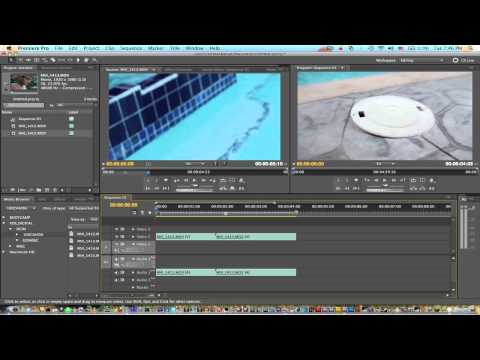 Premiere Pro CS5.5 Basics Tutorial