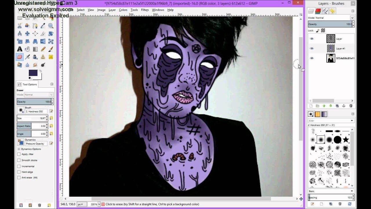 Как сделать арт из фото программы
