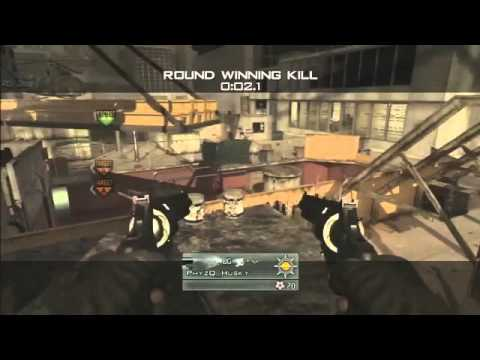 Mw2 Is Still The Best For Trickshots :)