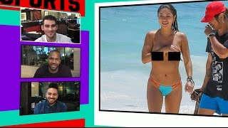 Arianny Celeste: Topless In Tulum! | TMZ Sports