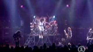 Watch Saxon Power And The Glory video
