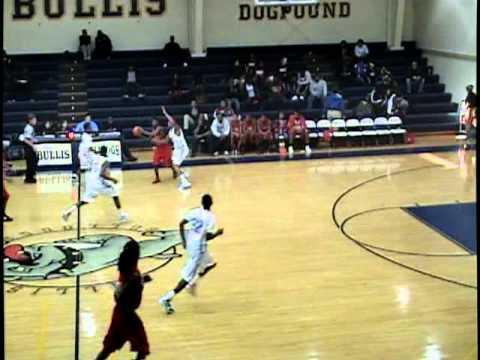 Wesley Richardson 6'0 PG #5 St Vincent Pallotti High School.