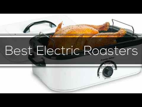 Best Affordable Electric Roaster 2015 - Must-Watch Before Buying