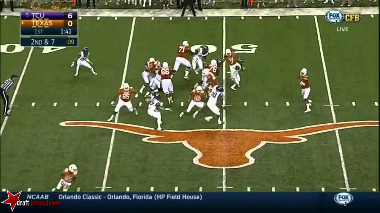 Paul Dawson vs Texas (2014)