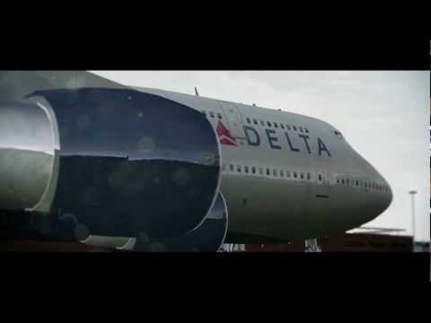 Virtual Delta Airlines - Official Video