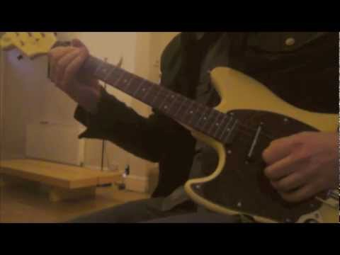Tenor Guitar - Eastwood Warren Ellis Signature - Carl Cook Demo #1