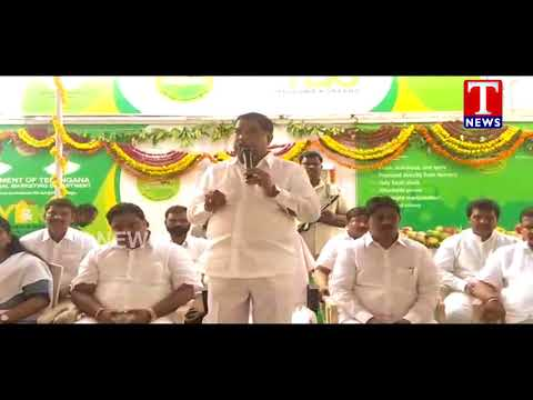 MLA Sudheer Reddy Launches Several Development Works | Medchal | TNews Live Telugu