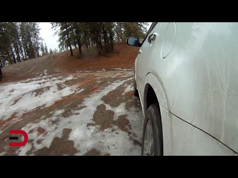 2014 Nissan Pathfinder vs 2014 Kia Sorento Off-Road on Everyman Driver
