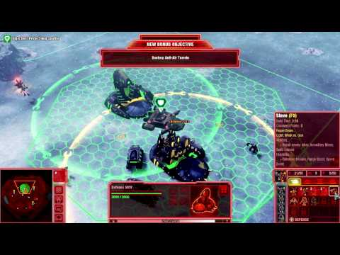 Command and Conquer 4 Tiberian Twilight NOD coop Reversal of Fortune / Part 1