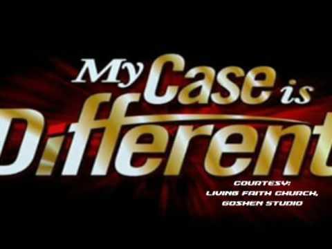 Bishop David O.  Oyedepo//Year 2017 My Case is...