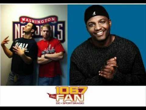 Aries Spears Debuts His New Method Man Impression